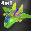 Aircraft-4-in-1-Laser-Pegs